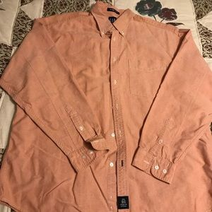 "NWOT Gap men's ""The big Oxford"" shirt"